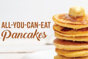 ALL-YOU-CAN-EAT PANCAKES